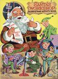 Santa's Workshop A Christmas Activity Book (1963) 2865