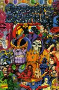 Infinity Gauntlet TPB (1992 Marvel) 1st Edition 1-1ST