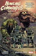 Howling Commandos of SHIELD: Monster Squad TPB (2016 Marvel) 1-1ST