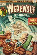 Werewolf by Night (1972 1st Series) Mark Jewelers 22MJ