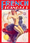 French Scandals (1936-1937 H.M. Publishing) Pulp Vol. 3 #1