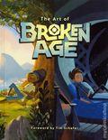 Art of Broken Age HC (2016 Dark Horse) 1-1ST