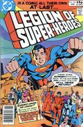 Legion of Super-Heroes (1980 2nd Series) UK Edition 259UK