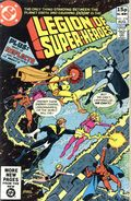 Legion of Super-Heroes (1980 2nd Series) UK Edition 278UK