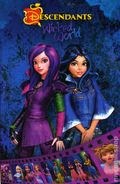 Descendants Wicked World Wish Cinestory Comic GN (2016 Joe Books) Disney 1-1ST