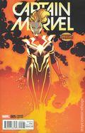 Captain Marvel (2016) 5B