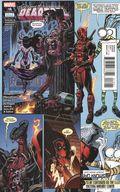 Deadpool (2015 4th Series) 12B