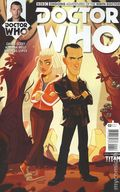 Doctor Who The Ninth Doctor (2016 Titan) 2E