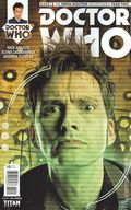 Doctor Who The Tenth Doctor (2015) Year Two 10B