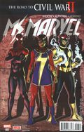 Ms. Marvel (2015 4th Series) 7A