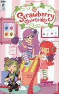 Strawberry Shortcake (2016 IDW) 2SUBB