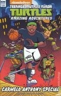 Teenage Mutant Ninja Turtles Amazing Adventures Carmelo Anthony Special (2016 IDW) 1