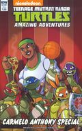 Teenage Mutant Ninja Turtles Amazing Adventures Carmelo Anthony Special (2016 IDW) 1SUB