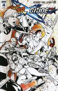Street Fighter X GI Joe (2016 IDW) 4RIB