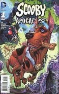 Scooby Apocalypse (2016) 1D