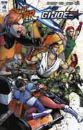 Street Fighter X GI Joe (2016 IDW) 4