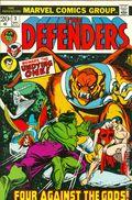 Defenders (1972 1st Series) 3