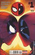 Spider-Man Deadpool (2016) 1J