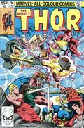 Thor (1962-1996 1st Series) UK Edition 296UK