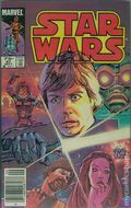 Star Wars (1977 Marvel) Canadian Price Variant 87