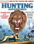 Hunting Adventures (1954-1957 Newsstand Publications) Vol. 3 #1