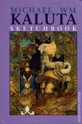 Michael WM. Kaluta Sketchbook HC (1998 Kitchen Sink) 1-1ST