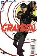 Grayson (2014 DC) 1F