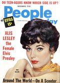 People Today (1950 Hillman Publication) Vol. 16 #5