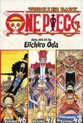 One Piece TPB (2009- Viz) 3-in-1 Volume 46-48-1ST