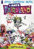 I Hate Fairyland Adult Coloring Book SC (2016 Image) 1-1ST