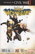 All New Wolverine (2015) 9A