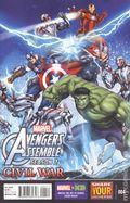 Avengers Assemble Civil War (2016 Marvel Universe) 4