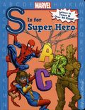 S is for Super Hero HC (2016 Marvel Press) Board Book 1-1ST