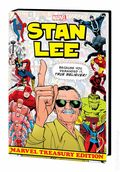 Stan Lee Marvel Treasury Edition HC (2016 Marvel) 1-1ST