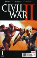 Civil War II (2016 Marvel) 1F