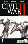 Civil War II (2016 Marvel) 1G