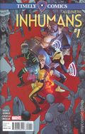 Timely Comics All New Inhumans (2016) 1
