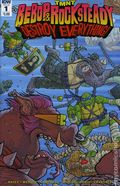 Teenage Mutant Ninja Turtles Bebop and Rocksteady Destroy Everything (2016 IDW) 1