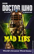 Doctor Who Villains and Monsters Mad Libs SC (2016 Putnam) 1-1ST