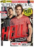 Supernatural Magazine (2007) 35N