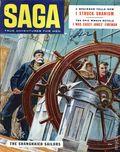 Saga Magazine (1950 2nd Series) Vol. 8 #2