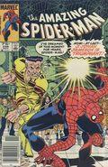 Amazing Spider-Man (1963 1st Series) Canadian Price Variant 246