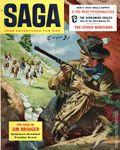 Saga Magazine (1950 2nd Series) Vol. 11 #6