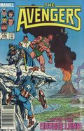 Avengers (1963 1st Series) Canadian Price Variant 256