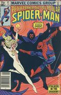 Spectacular Spider-Man (1976 1st Series) Canadian Price Variant 81