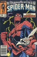 Spectacular Spider-Man (1976 1st Series) Canadian Price Variant 106