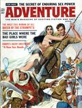 Adventure (1910-1971 Ridgway/Butterick/Popular) Pulp Apr 1962