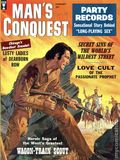 Man's Conquest (1955-1972 Hanro Corp.) Vol. 4 #6