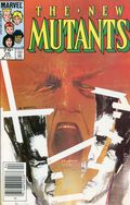 New Mutants (1983 1st Series) Canadian Price Variant 26