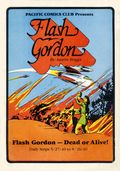Flash Gordon SC (1981 Pacific Comics Club Presents) 1-1ST
